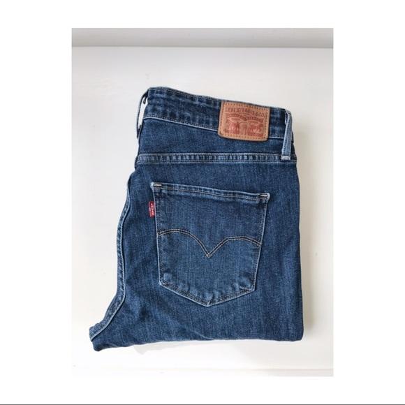 Levi's Denim - Levi's 721 High-Rise Skinny Jean